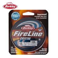 Berkley FireLine Fused Crystal 125yd 114m 3LB 30LB Fishing Line Super Strong Line For Carp Fishing