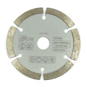Image 3 - XCAN 85mm 톱 블레이드 Dremel 전동 공구 용 미니 커팅 디스크 목재 원형 톱 블레이드