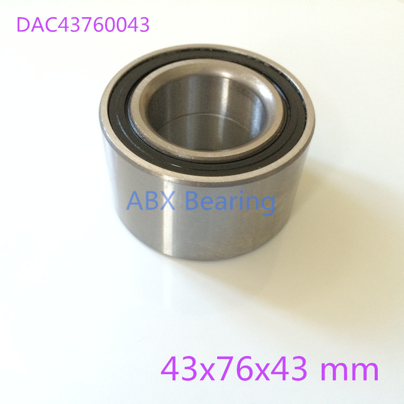 DAC437643 DAC43760043 43760043 437643 auto wheel bearing 43x76x43mm hub bearing dac43760043 dac437643 dav4376 43bwd12 510060 auto wheel hub bearing size 43 76 43mm 43x76x43mm iron shield