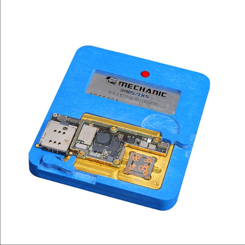 For iPhone x XS MAX Special constant temperature glue removing welding stage Main board intelligent heating