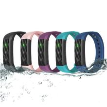 Barato Smartwatch Inteligente Pulsera Bluetooth Podómetro Gimnasio Rastreador Reloj Inteligente Para Android IOS Gps Reloj Deportivo