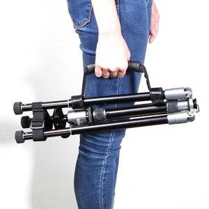 Image 1 - مقبض مطاطي لحزام Velcr قابل للتعديل للاستخدام العالمي حامل يد للحامل ثلاثي القوائم ملحقات التصوير بالاستوديو للصور