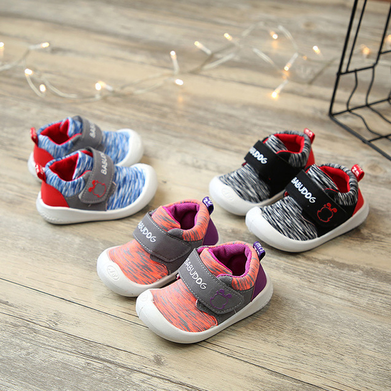 Autumn Infant Newborn Toddler Shoes Baby Girls Boys Toddler Shoes Soft Bottom Non-slip High quality Babies First Walkers Shoes 2018 new baby infant shoes 0 18m boys girls casual shoes soft cartoon high quality spring autumn fashion baby first walkers cute
