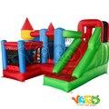 Venda quente casa do salto castelo bouncy inflável jumper Longa vida de qualidade