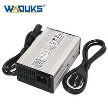 50.4V 1A ליתיום סוללה מטען עבור 12S 44.4V Lipo/LiMn2O4/LiCoO2 סוללות אוטומטי להפסיק חכם כלים 100V 240VAC
