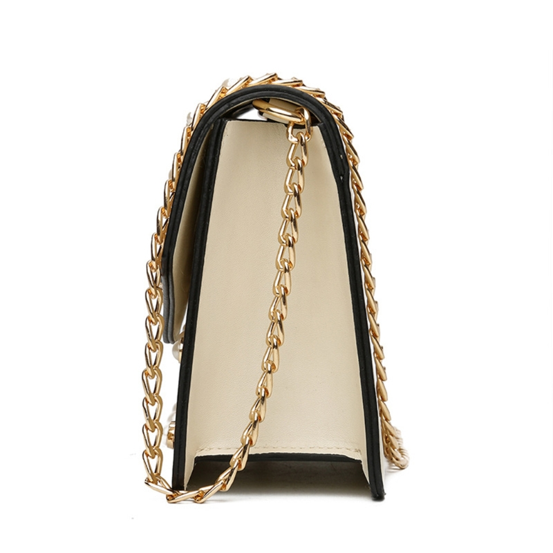 Luggage & Bags Provided Thinkthendo New High Quality Purse Handbags Shoulder Strap Chain Bags Replacement Handle Shrink-Proof