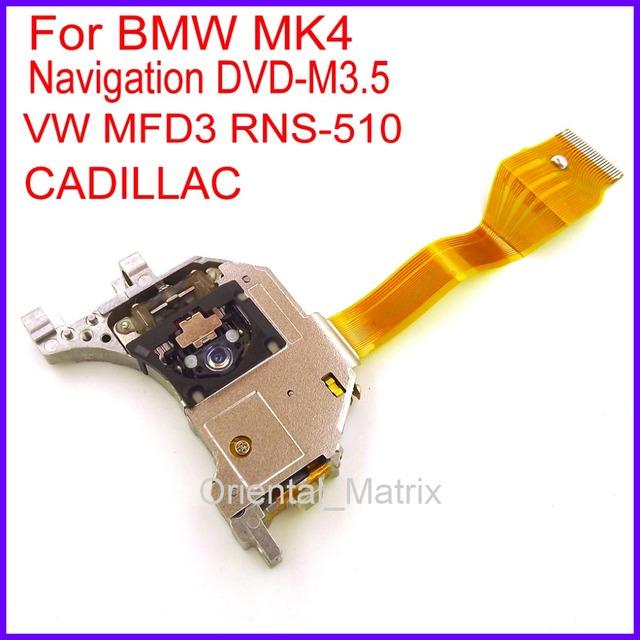 Frete Grátis Picareta Optical Up Lens Laser Para BMW MK4 Navegação DVD-M3.5/VW RNS-510 MFD3/CADILLAC Lente Óptica captador