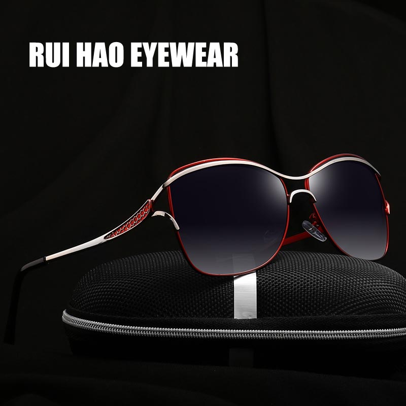 RUI HAO EYEWEAR Brand Fashion Sunglasses