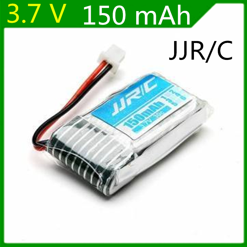 <font><b>3.7v</b></font> 150mah JJRC H20 RC Quadcopter Spare parts 150mah <font><b>LIPO</b></font> <font><b>Battery</b></font> Original 1pcs image