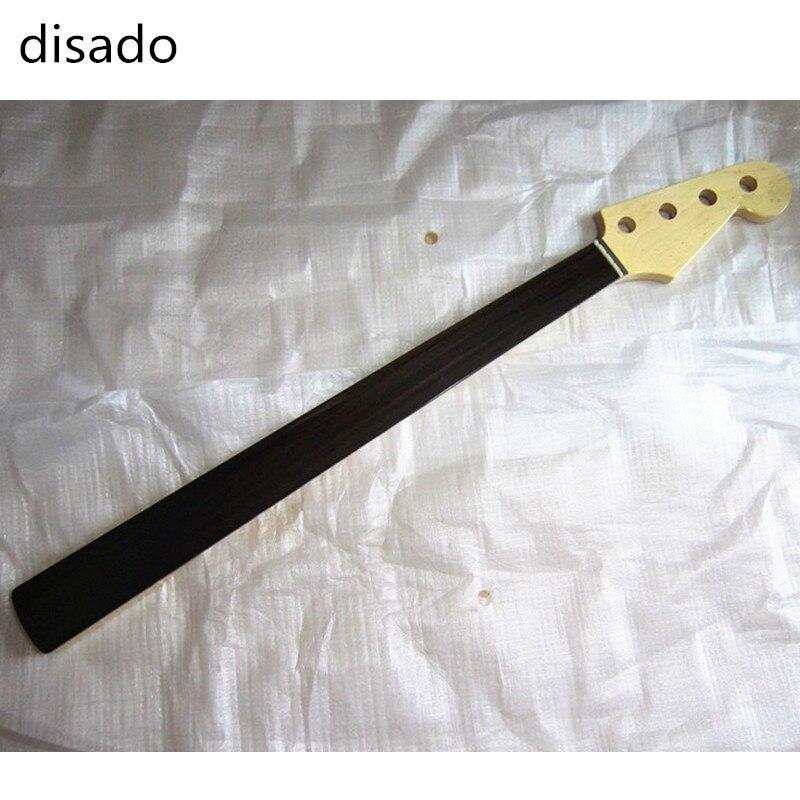 Disado 20 Frettes Électrique Basse Guitare touche palissandre fretless touche Guitare accessoires instruments de musique Pièces
