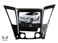 4UI Intereface Combined In One System CAR DVD PLAYER FOR For Hyundai I45 Sonata 2011 2012