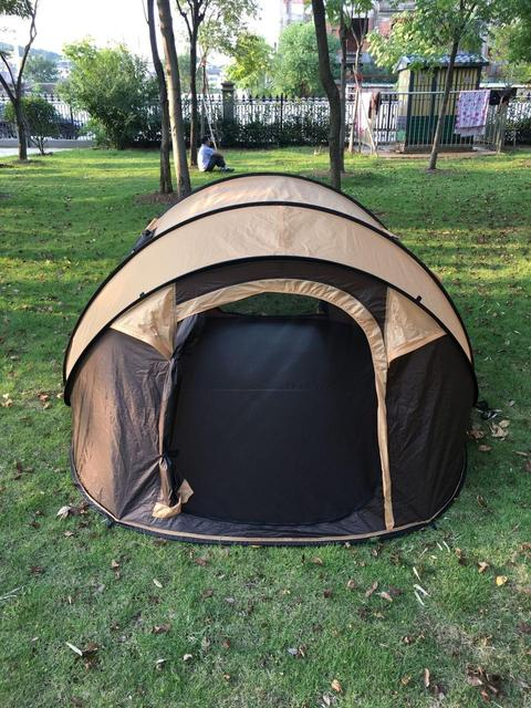 khaki army green pop up tent with floor and UV protection 50+ for beach and & khaki army green pop up tent with floor and UV protection 50+ for ...