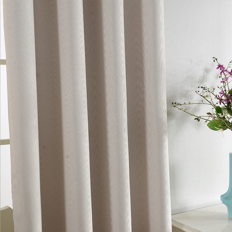Aliexpress.com : Buy Top Finel Solid Thermal Insulated Blackout Curtains  For Living Room Bedroom Window Treatments Room Dark Curtains Panel Drapes  From ...