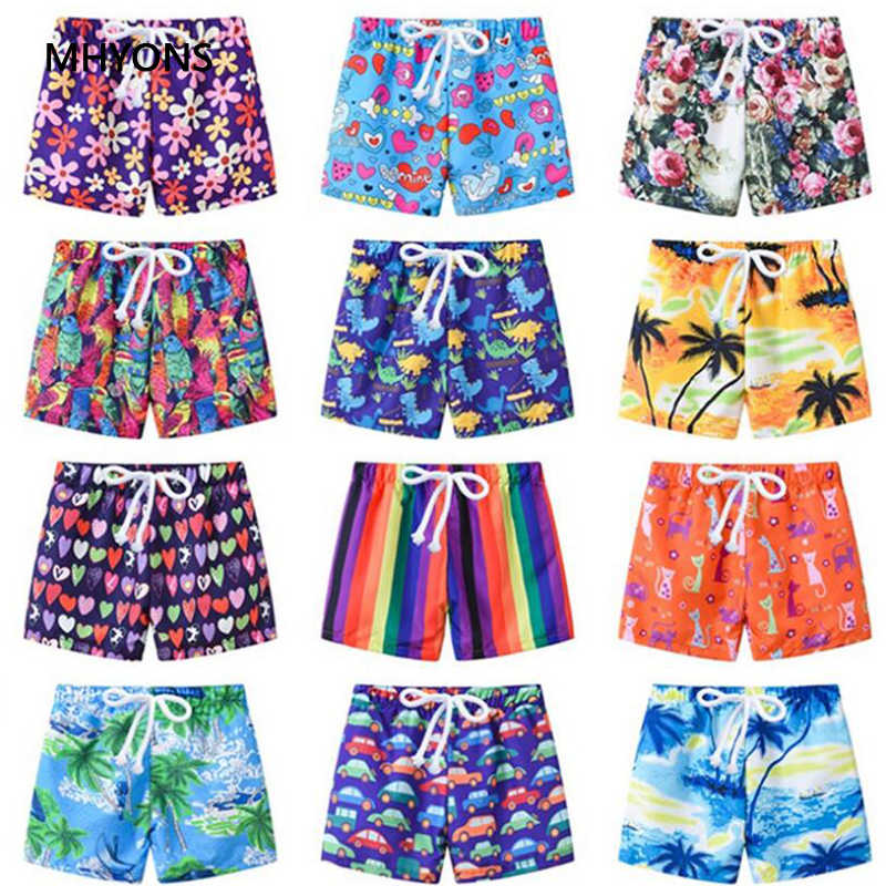 MHYONS Kids Shorts For Boys Trousers New Fashion 13 Styles Color Summer  Print Beach Shorts Children Shorts Girls Pants Costume| | - AliExpress