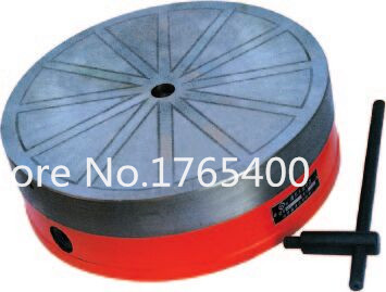 New Round Permanent Magnetic Chuck Dimension 300*94mm,used for holding work piece in Grinder,Lathe, Bench work,1 year gurantee