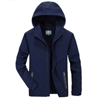 ZHAN DI JI PU Dış Giyim ceket streç su geçirmez ceket marka giyim nefes seyahat montaj rahat ceket jaqueta masculino