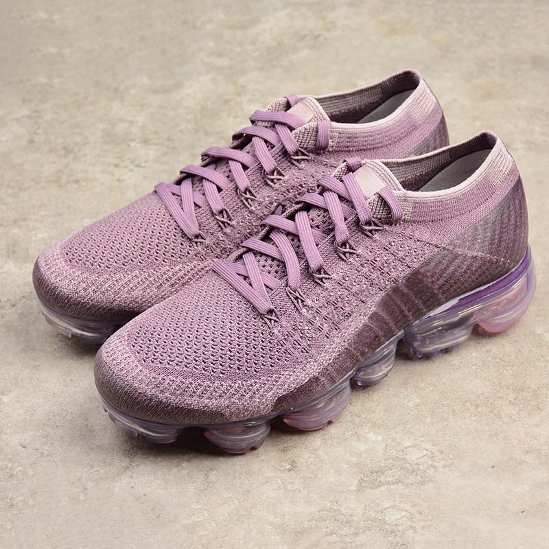 Max Sosa 2018 Summer Running shoes for Couple Lace-up Sport Shoes Woman Sneakers mesh New arrival Air cushion VAPORMAX FLYKNI keloch new arrival breathable air mesh shoes woman summer walking casual shoes lightweight lace up flat women shoes