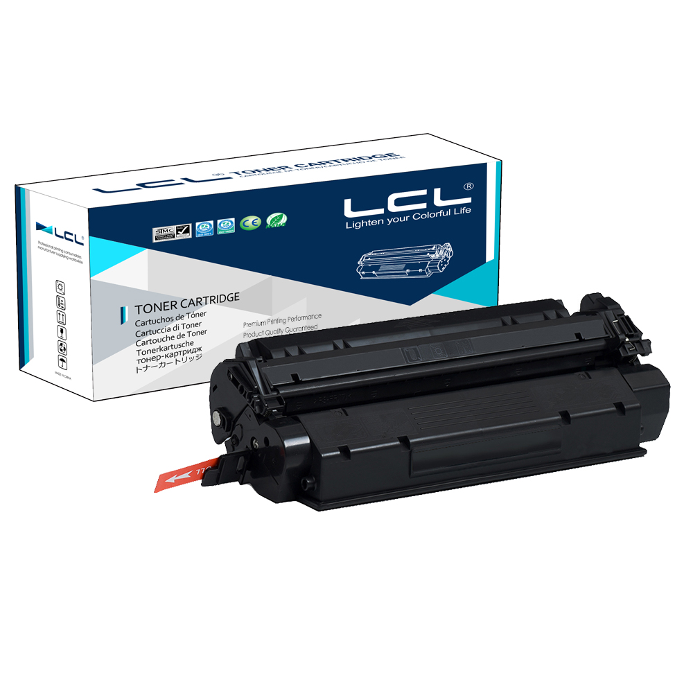 LCL 15A C7115A C7115 7115A 15 A (1-Pack Black)Toner Cartridge Compatible for HP LaserJet 1000 1005 1200 1200N 1200SE 1220 1220SE