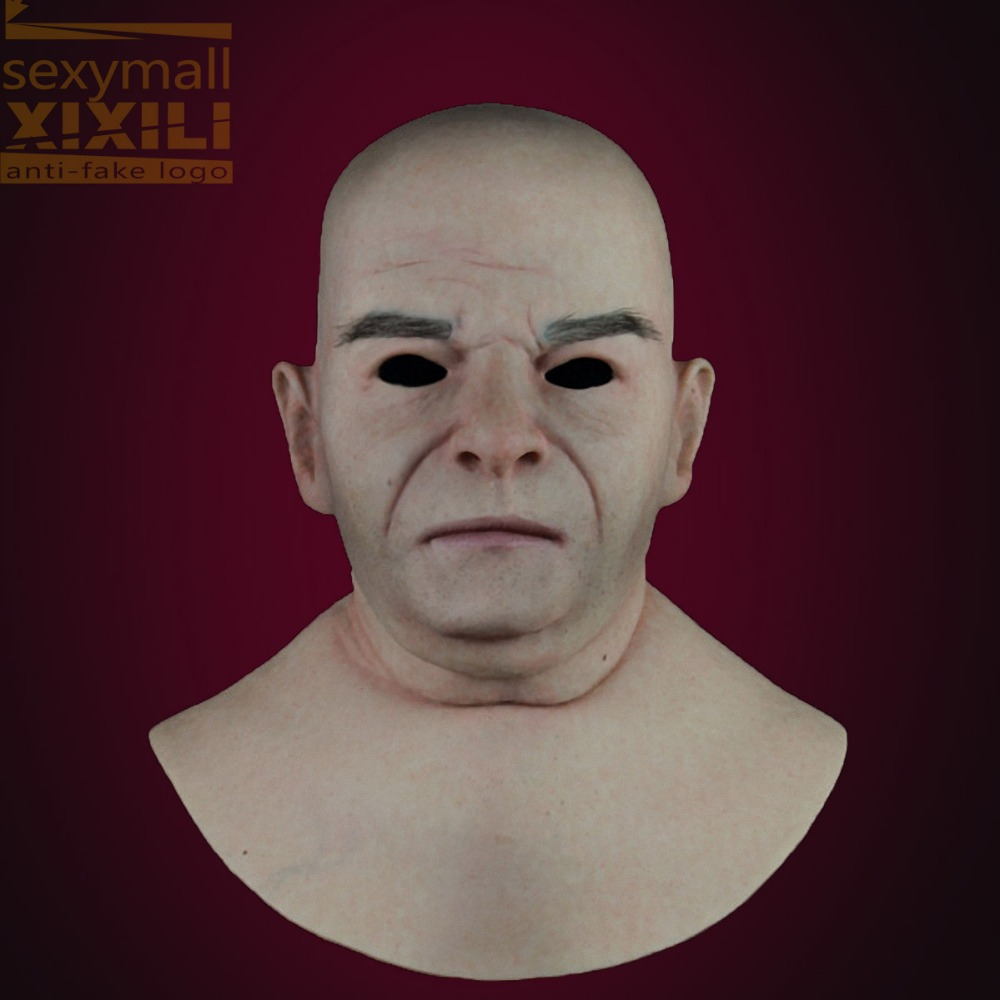 Popular Real Halloween Masks-Buy Cheap Real Halloween Masks lots ...