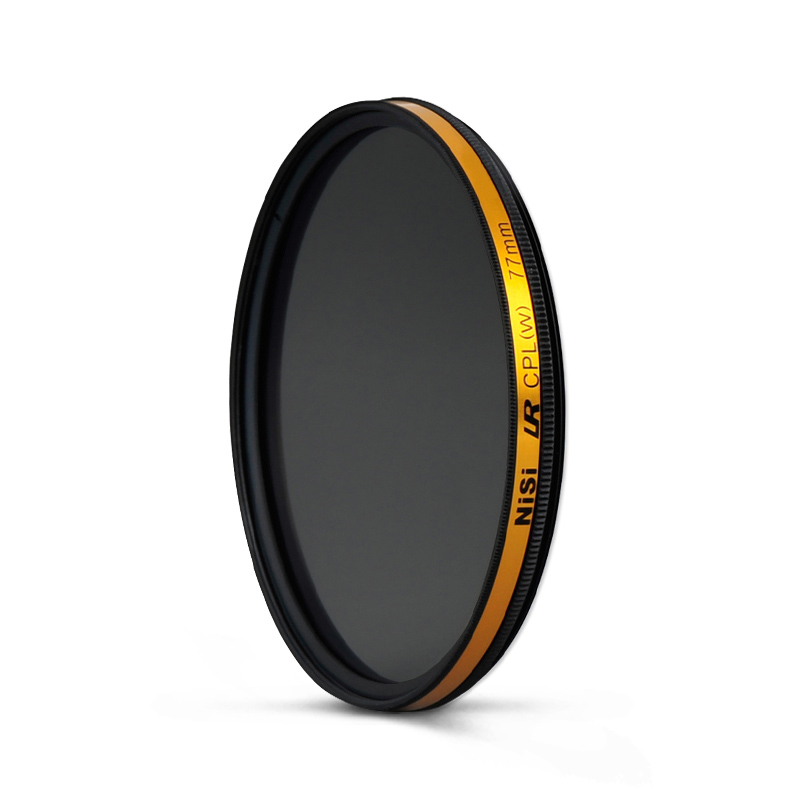NiSi 77mm LR CPL W Ultra thin C PL Polarizer Lens Filter 67 72 82 mm