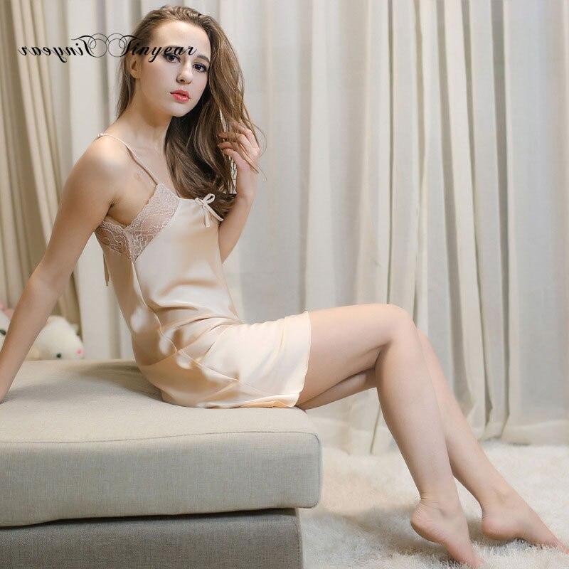 96333b7c5e Good quality sexy intimate apparel vintage nightie soft breathable  sleeveless romantic nightwear sheer nightdress free shipping-in Nightgowns    Sleepshirts ...