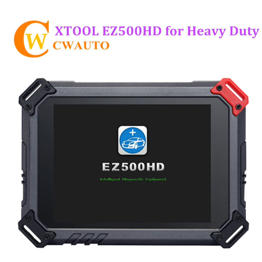 XTOOL EZ500 HD Heavy Duty Full System Diagnosis Same Function as XTOOL PS80HD