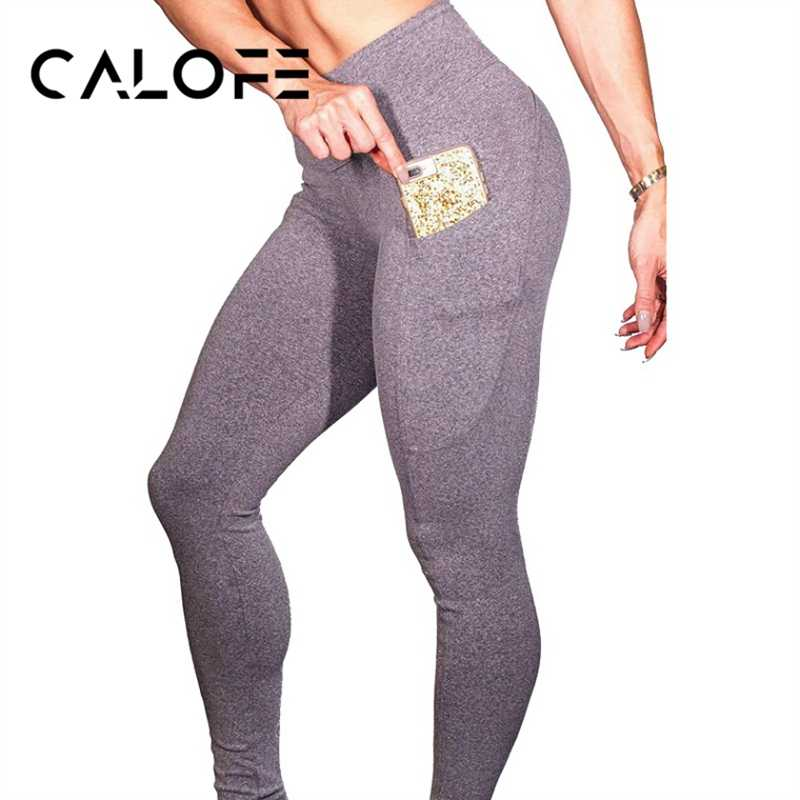 8f4c44b561638e Detail Feedback Questions about CALOFE Woman Yoga Pants Leggings ...