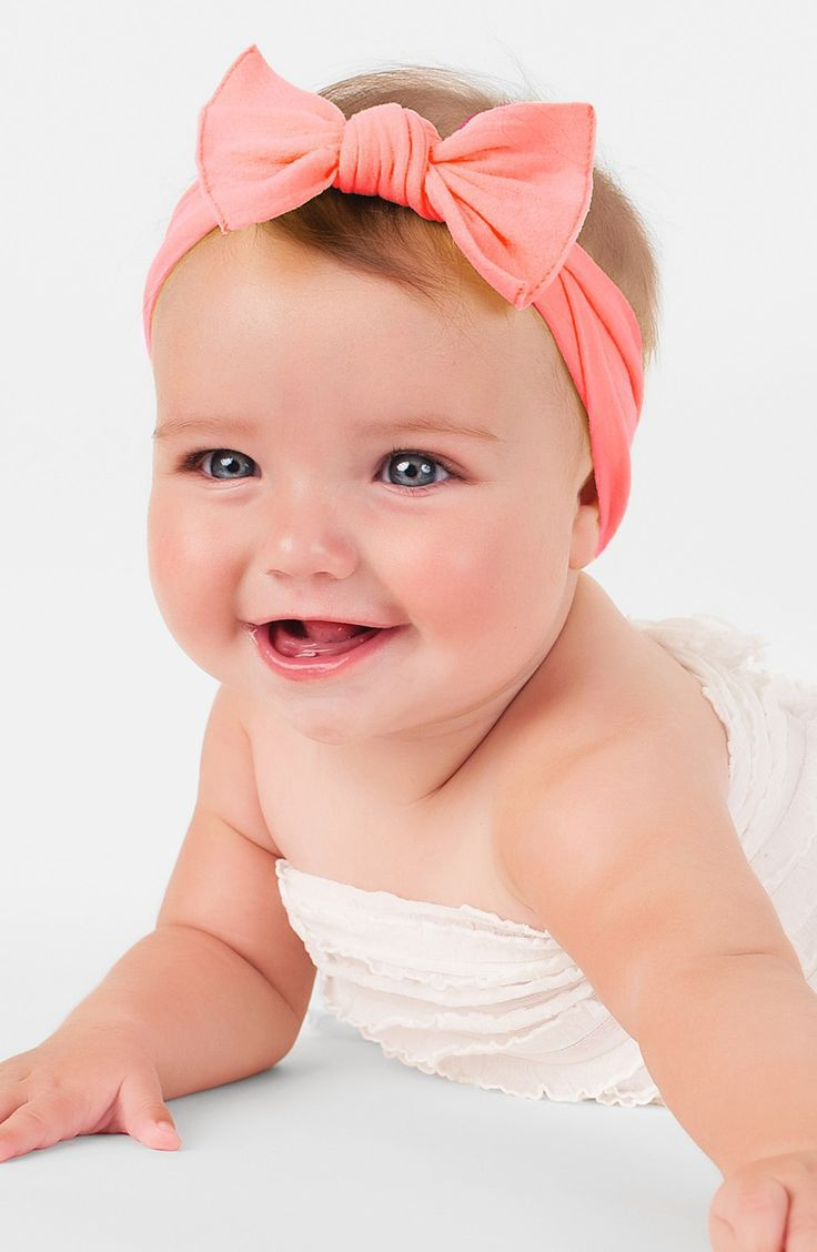 New Baby Hair Accessories Headbands Knotted Hair Band Children ... dffc42dd23c