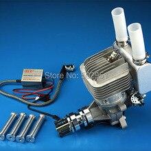 DLE 55 RA газовый двигатель для RC модели самолета Горячая, DLE55RA, DLE, 55RA, DLE-55RA