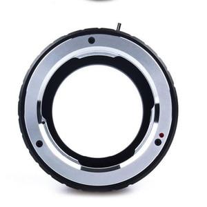 Image 4 - Foleto adapter do obiektywu pierścień do minolty MD MC obiektyw do canon nikon pentax NX Micro 4/3 M43 adapter do montażu G3 GF5 MD M43