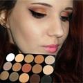 15 Colors Matt Eye Shadow Concealer Brow Powder makeup palette