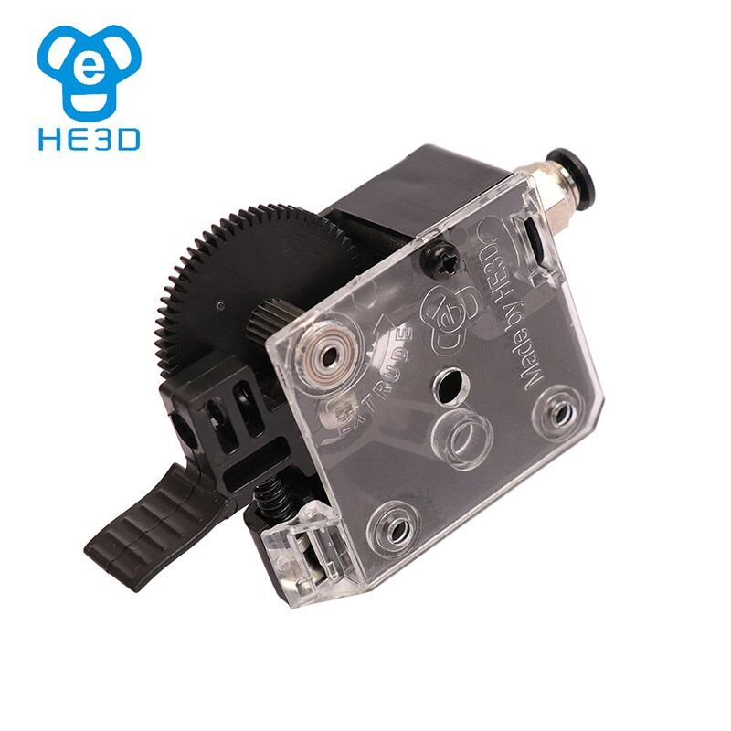HE3D Titan Extruder Full Kit for DIY 3D Printer for 1.75mm remote and promixity extruder gzlozone diy kit njw1194 remote volume conrol kit treble