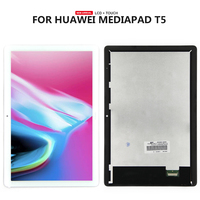 Lcd display Touch Screen Digitizer Montage Für Huawei MediaPad T5 10 AGS2-AL00HA GS2-W19 AGS2-W09 AGS2-L03 AGS2-L09 LCD