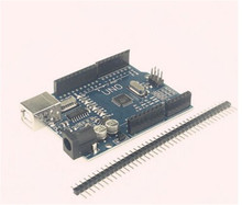5PCSIntegrated Circuit for Arduino UNO R3 UNOR3 MEGA328P CH340 Development Board + USB Cable for DIY Starter Kit