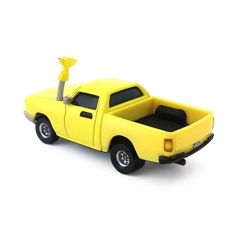 Disney «Тачки» Джей Dinoco 400 Любители бега 1:55 Diecast металлические модель игрушечной машины, свободная, новинка для маленьких мальчиков подарок на Новый год бесплатная доставка