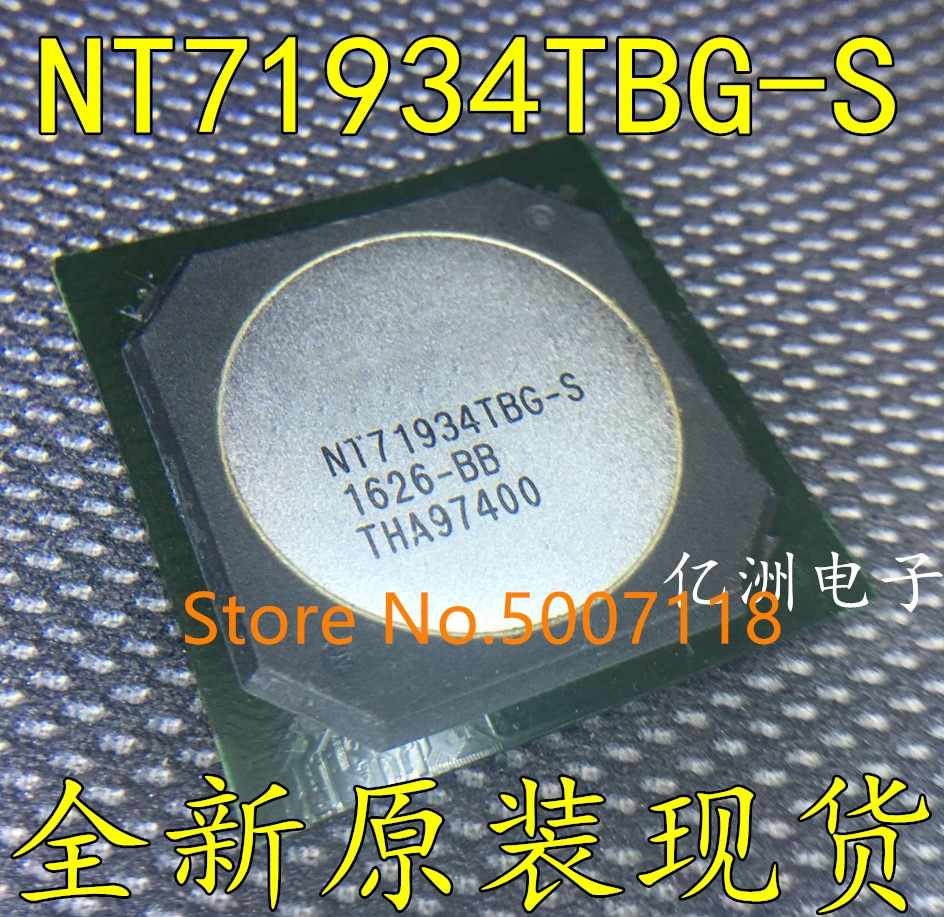 1PCS NEW NT68370UBG NOVATEK 13 BGA