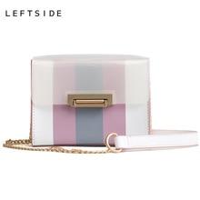 2006f19c2a3e LEFTSIDE Summer Mini Bag.Crossbody Bags For Women Messenger bags Ladies  Small Designer Hand Bags