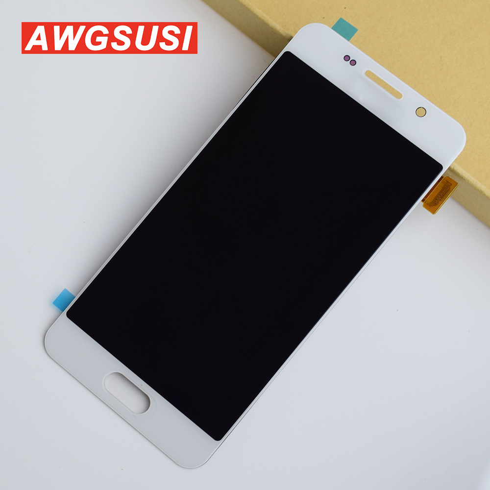 Adjustable LCD Display For Samsung Galaxy A3 2016 A310 SM- A310F A310M A310Y Touch Screen Glass Monitor Panel Assembly Adjustable LCD Display For Samsung Galaxy A3 2016 A310 SM- A310F A310M A310Y Touch Screen Glass Monitor Panel Assembly