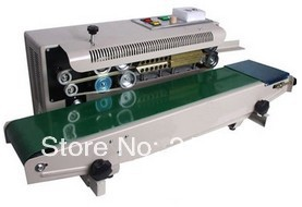 Free shipping!FR 900S Horizontal continuous band sealer+date  printingl+spare parts,heat sealing machine,band sealer on Aliexpress com |  Alibaba Group