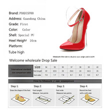 Super High 16cm high heeles