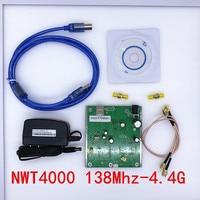 원래 nwt4000 138 mhz-4.4g 스윕 간단한 스펙트럼 분석기 생성기