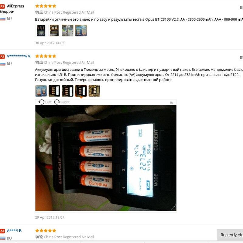 аккумуляторы АА купить в Китае