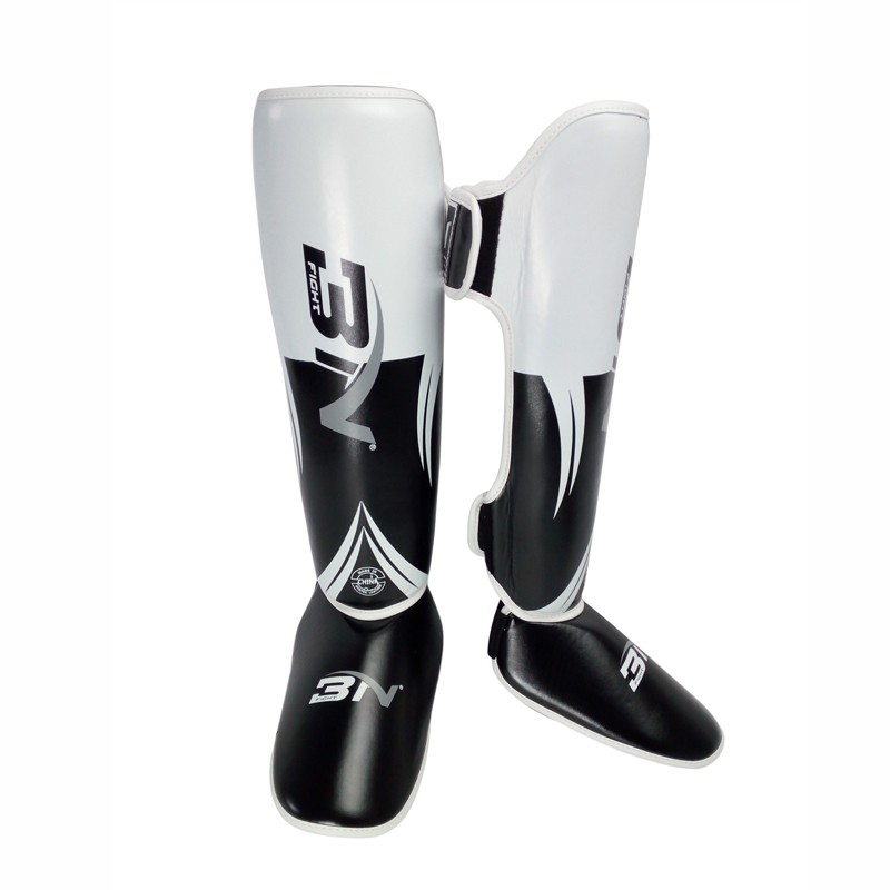 Protection Top Quality Boxing shin guards MMA instep protectors foot kickboxing pad Muaythai Training Leg support protectors