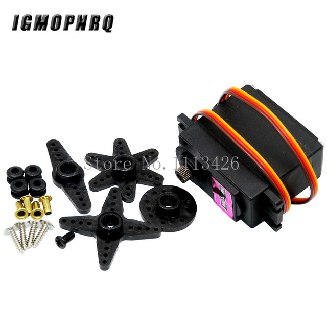 1PCS MG996R MG996 Metal Gear RC Servo High Speed