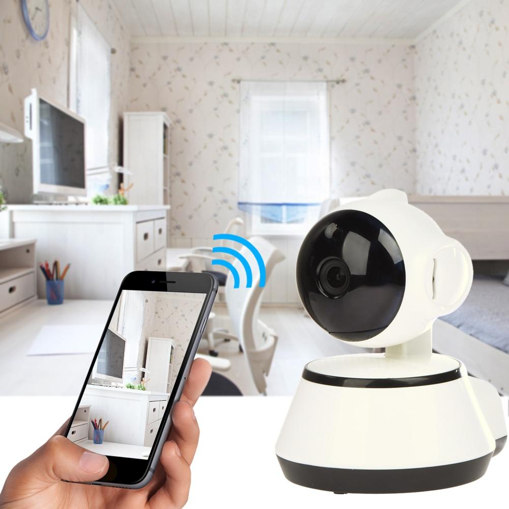 Wireless Wifi IP Camera Smart Camera IR 720P Night Vision P2P Baby Monitor Surveillance Onvif Network CCTV Security Smart Camera s6206y wifi 720p ip security camera p2p night vision remote monitor onvif 2 0