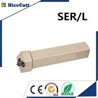 Thread Cutter SER 1616 H16/2020 K16 External Threading Turning Tool Holder Cutting Tools 20*20*250 mm for 16ER Inserts