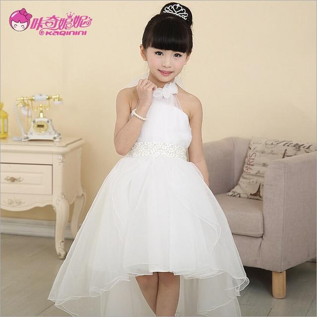 2015 Gadis Gadis Baru Gaun Pengantin Gaun Indah Gaun Pesta Anak