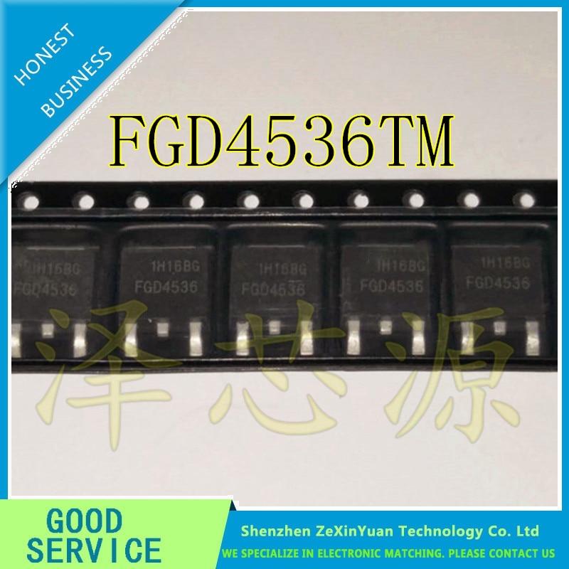10pcs/lot FGD4536TM FGD4536 IGBT TO-252  Original