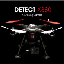 New arrvia ADELC X380 X380-C profession drone FPV GPS 1080P HD RC Quadcopter RTF rc helicopter with camera VS QR X350 TALI H500