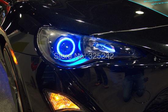 Subaru BRZ Scion FR-S Toyota FT-86 2013-2014 RGB angel eyes(9)